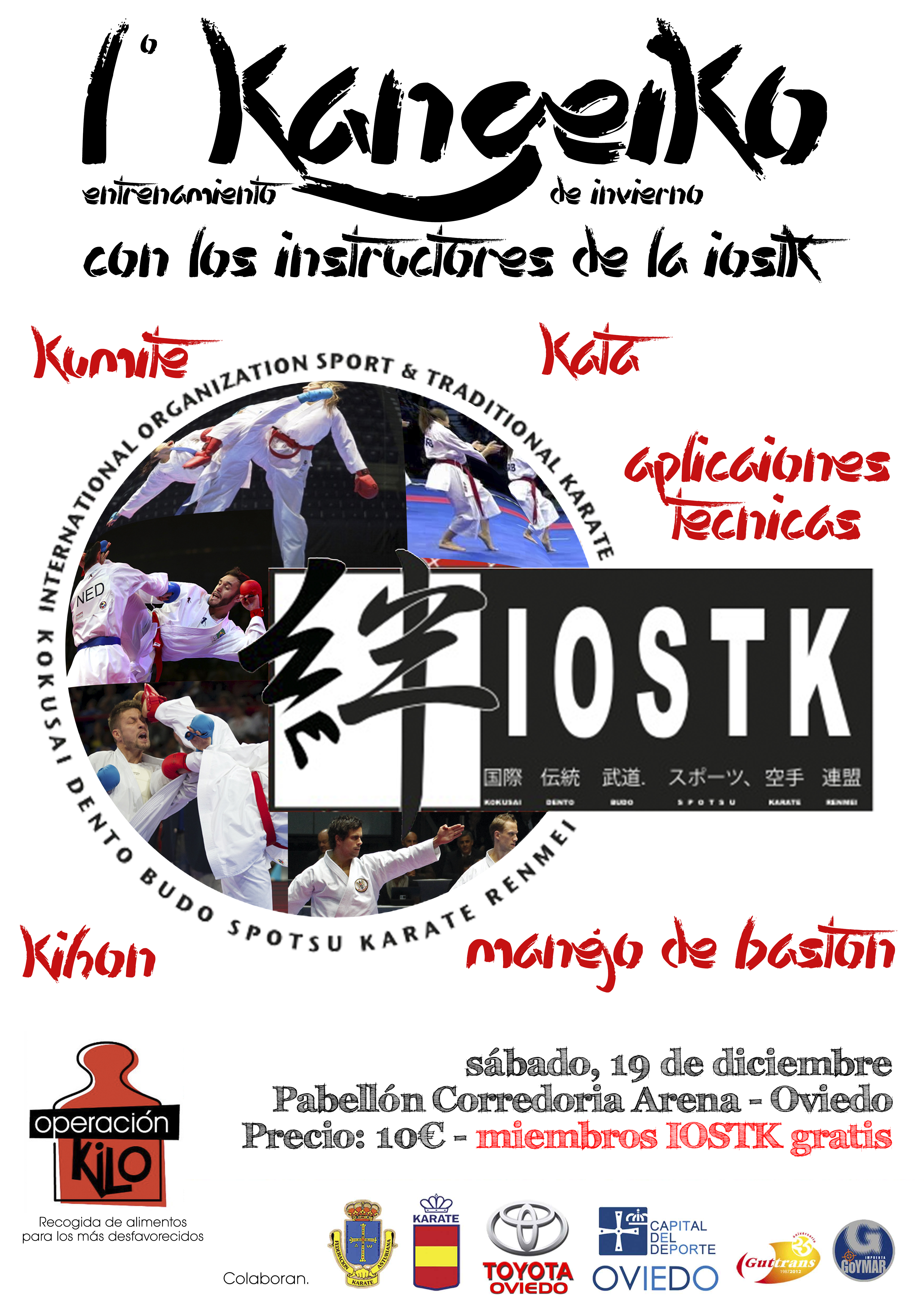 Video del I Kangeiko IOSTK