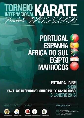 Torneo Internacional de Karate Presidente Joao Salgado
