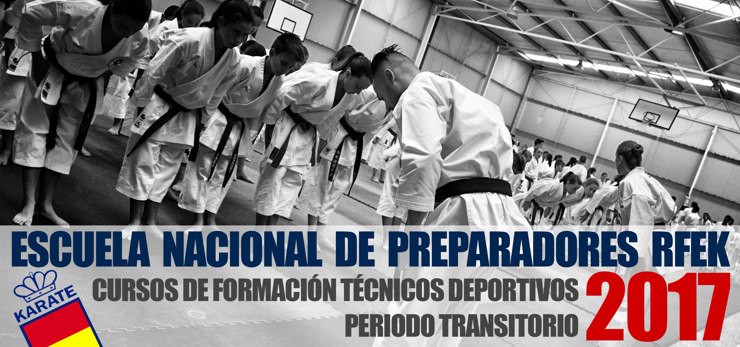 Cursos de Técnico Deportivo Nivel II y III