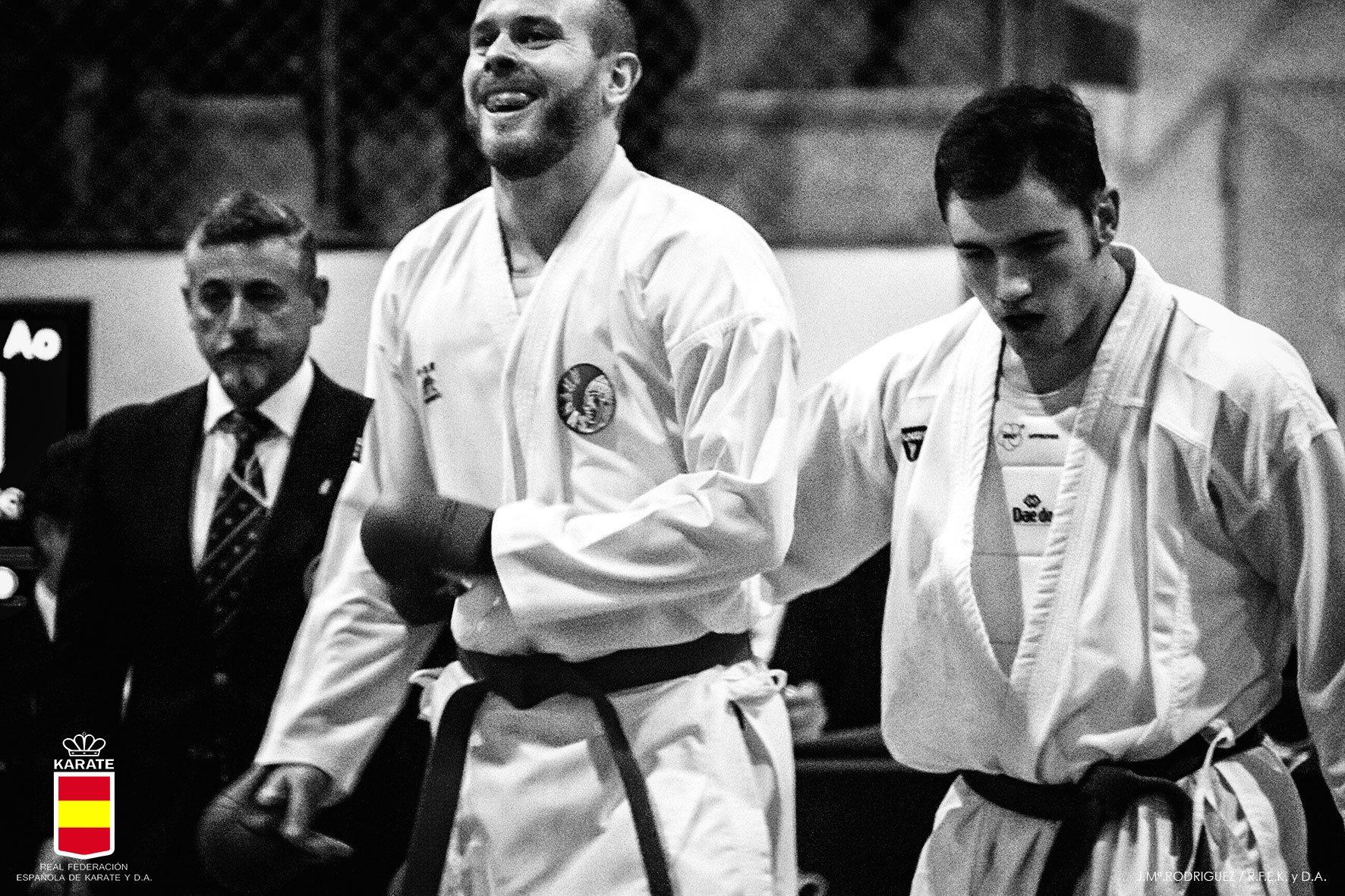 Algunas fotos de la liga Nacional de Karate celebrada en Oviedo
