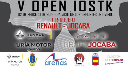 V open IOSTK Renault-Jocaba