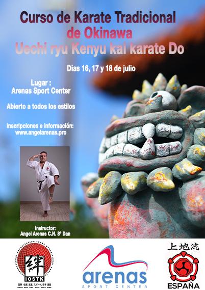 Curso de Karate de Okinawa